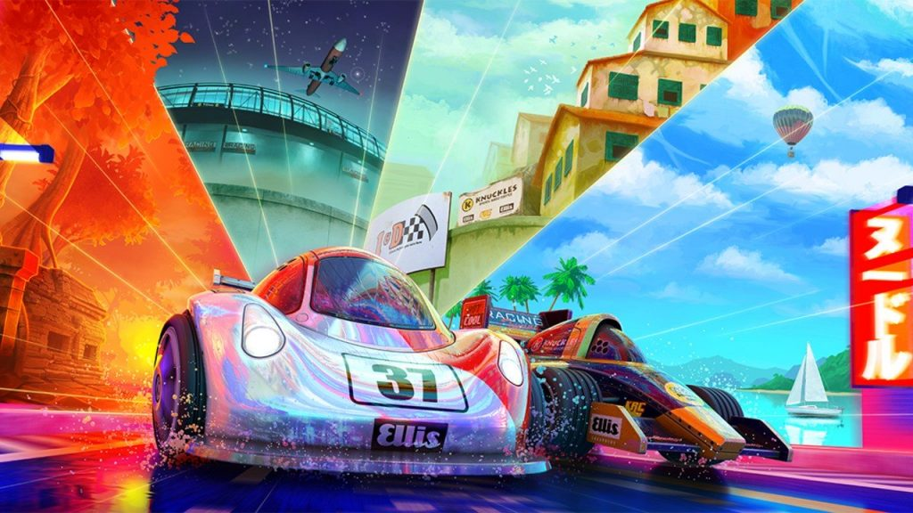 Mini Motor Racing X Review (Switch Ishop)