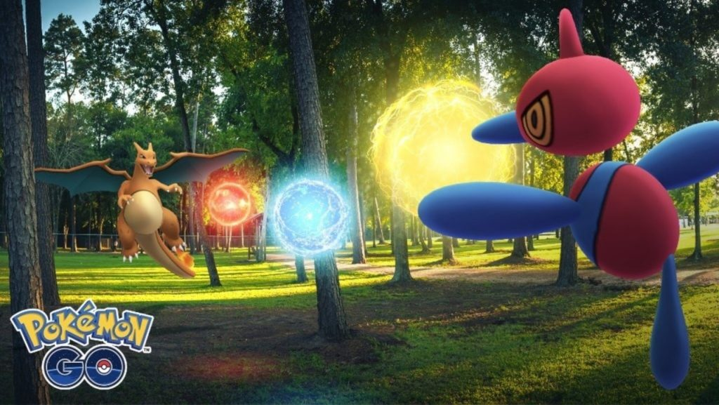 Today is Pokemon Goin 'Borigan Community Day
