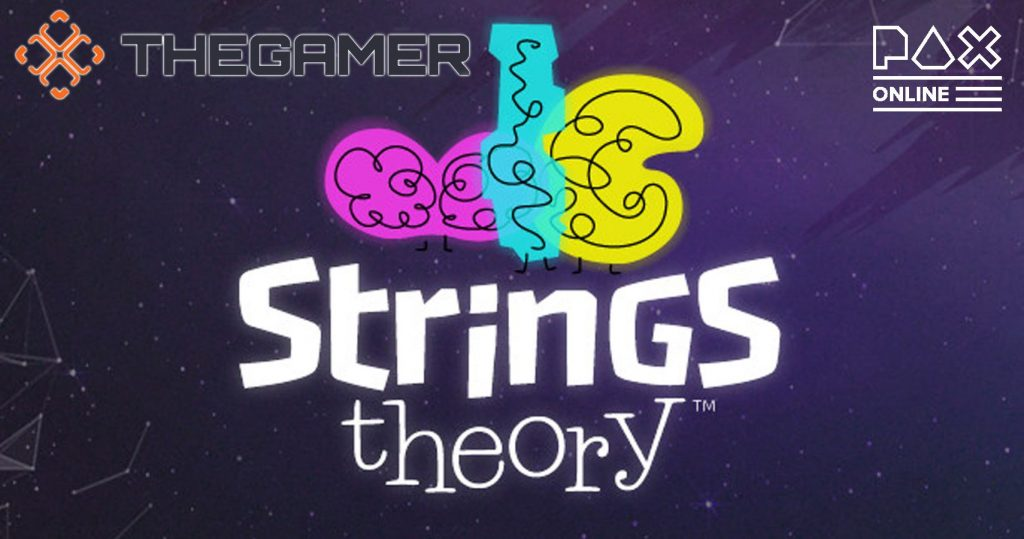 The Strings Theory follows the Nintendo blueprint for puzzle gaming