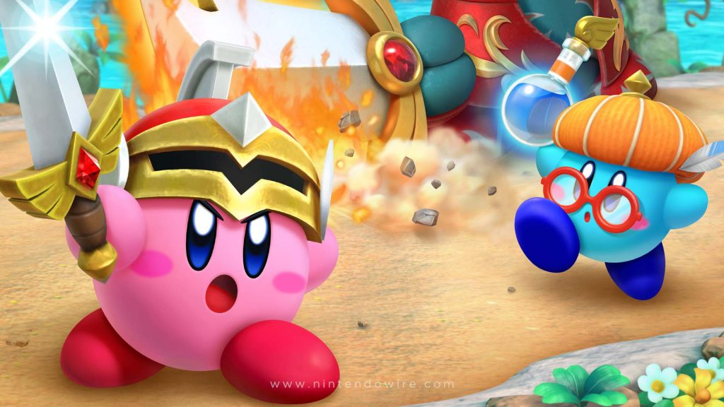 Kirby Fighters 2 may be coming to Switch soon