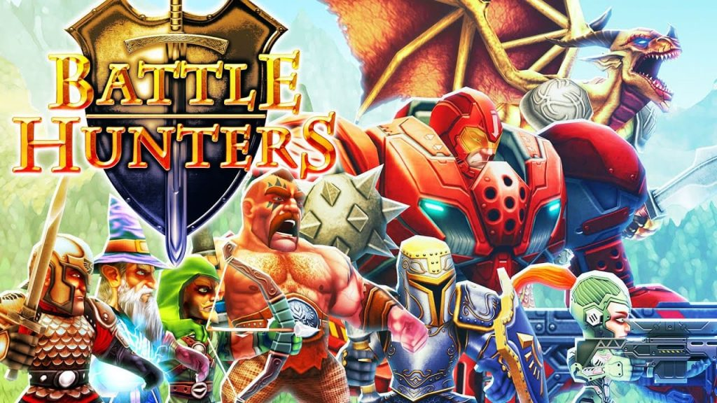 The Battle Hunters conquered the Nintendo Switch on October 20