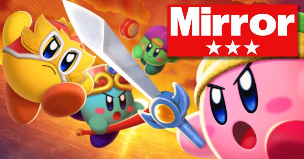 Kirby Fighters 2: Nintendo's Kirby packs punch in new fighting game - Eugene Sowa