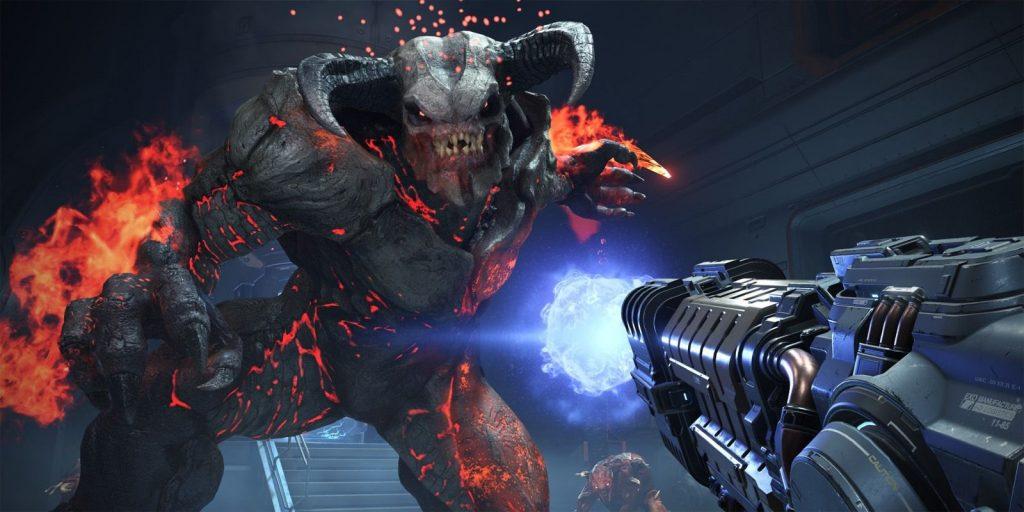 "Doom Eternal developer says the Nintendo Switch version is ""too close"""