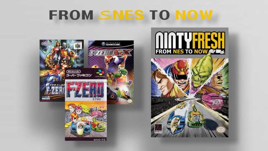 Nintendo Fresh Issue 2, Nintendo Mag, is already fully funded on Kickstarter