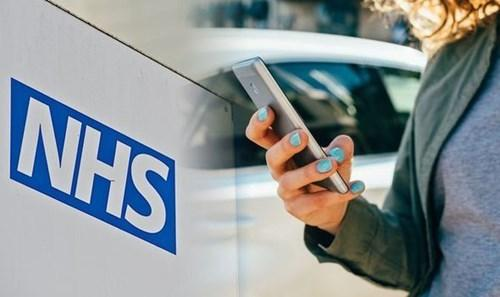 Residents are asked to download the new NHS coronavirus tracing app