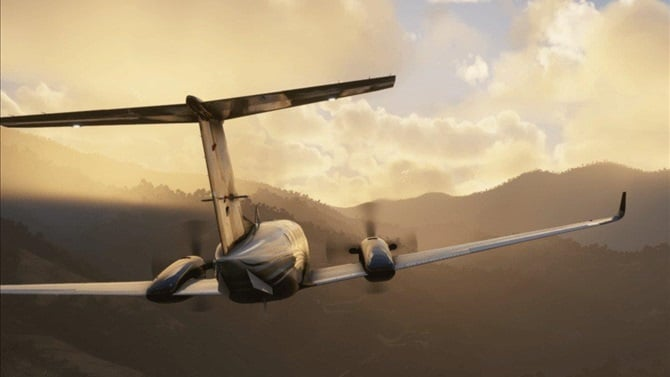The first major global update to Microsoft Flight Simulator is now available for download