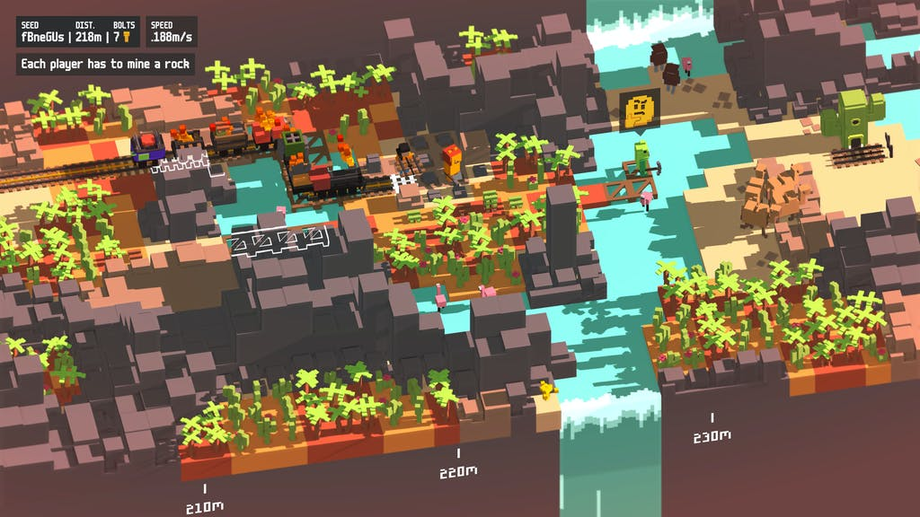Unrilled launches on PC, PS4 and Nintendo Switch