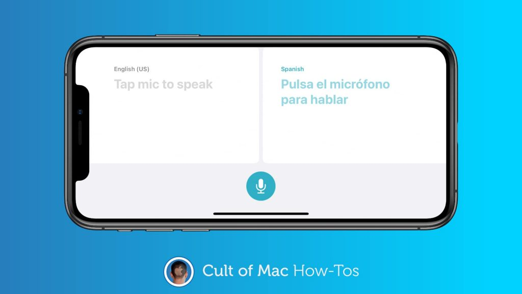 How to download languages to use iOS 14's new translation app offline