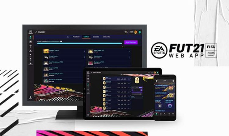 FIFA 21 Web App Login LIVE, EA Sports FUT Companion App Latest Download   Gaming   Entertainment