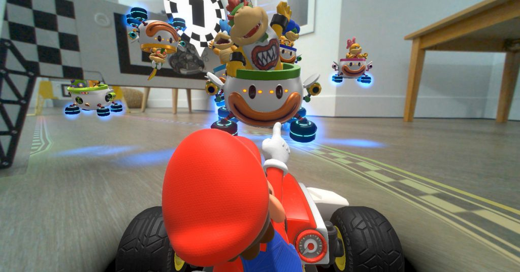 10 things we learned about Mario Kart Live: Home Circuit, Nintendo's Combined Reality Racer