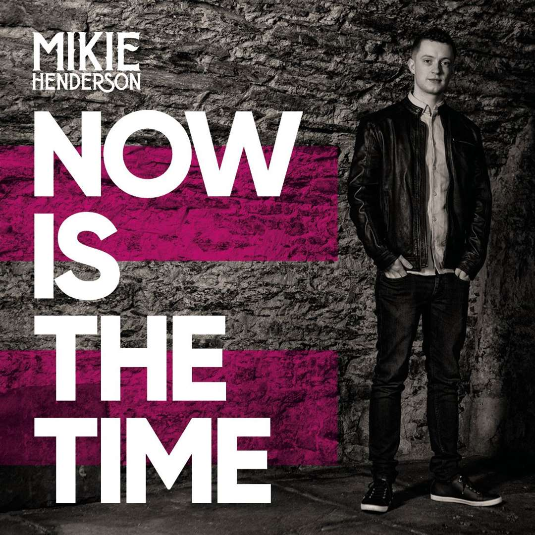 Mickey Henderson's new release, Now Is the Time.