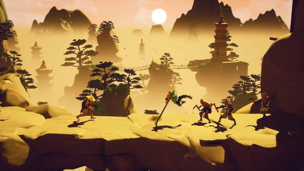 Shaolin's 9 monkeys expanded gameplay trailer breaks down key features