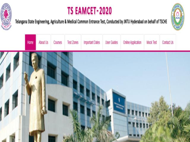 TS EAMCET 2020 Result will be announced soon, check and download TS EAMCET Scorecard @ eamcet.tsche.ac.in