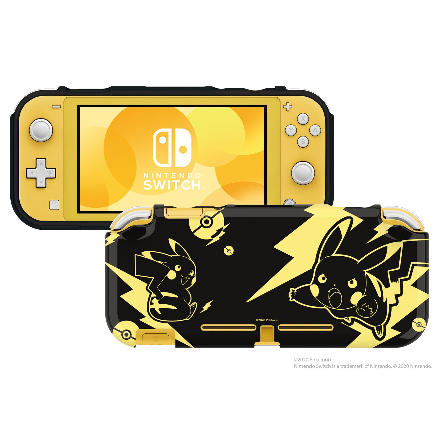 Duraflexi Protector (Picachu Black & Gold) Product Image03