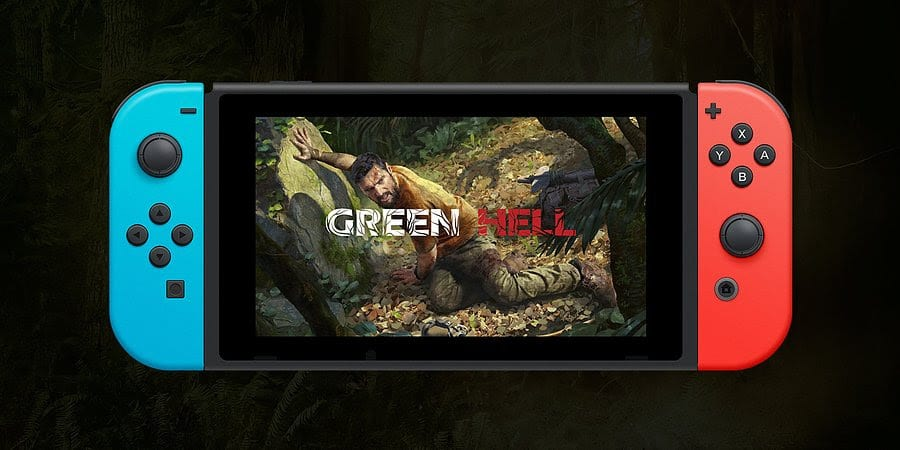 Survival Simulation Green Hell Launched on Nintendo Switch - CineLinks