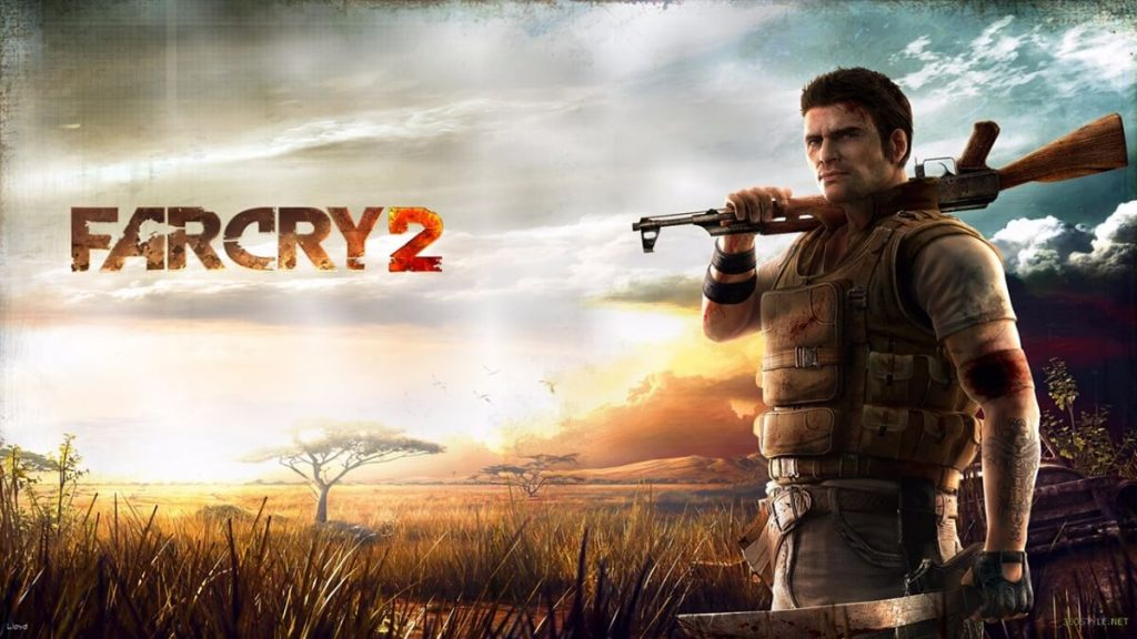 Far Cry 2 Remaster Mode is now available for download