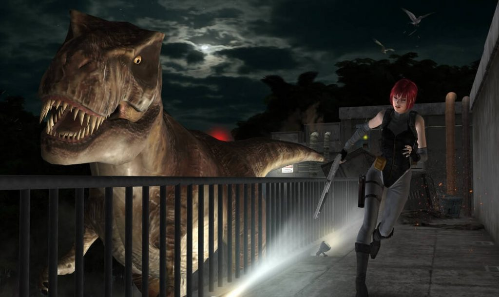 Dino Crisis AI-Enhanced HD Fan Remaster is available for download