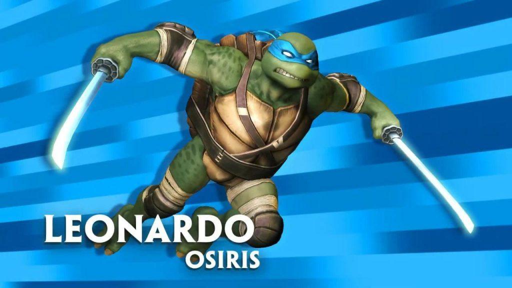 Teenage Mutant Ninja Turtles are going to SMITE as playable characters