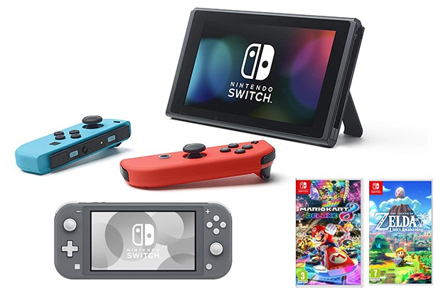 Nintendo Switch Bundle Prime Day Deals Sold - Stocks Remaining