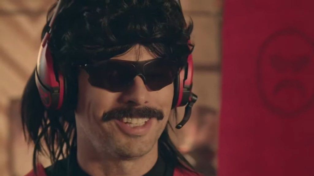 Dr. Disrespect gets his own skin and map in the rogue company