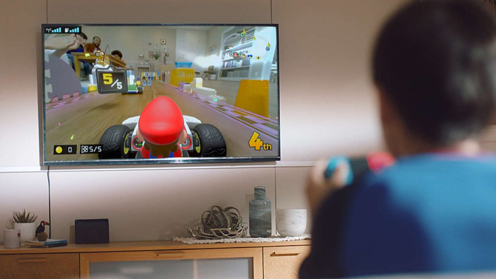 Mario Cart Live: Home circuit available at Nintendo Store