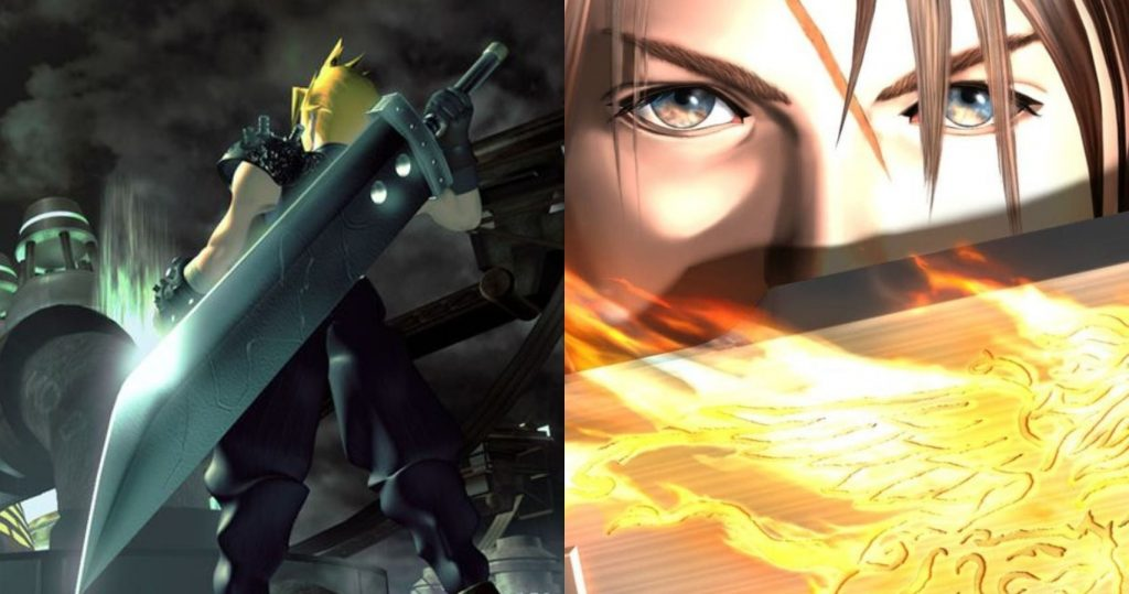 Final Fantasy 7 and 8 Remaster Double Pack is coming to Nintendo Switch in selected territories