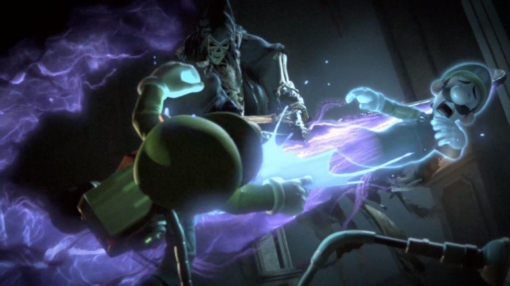 Nintendo TV adaptation video game Luigi Castilvania Super Smash Brothers Ultimate