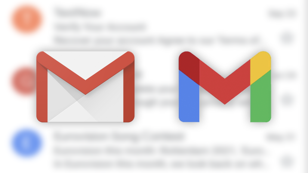 Get the new colorful Gmail icon with this update (APK Download)