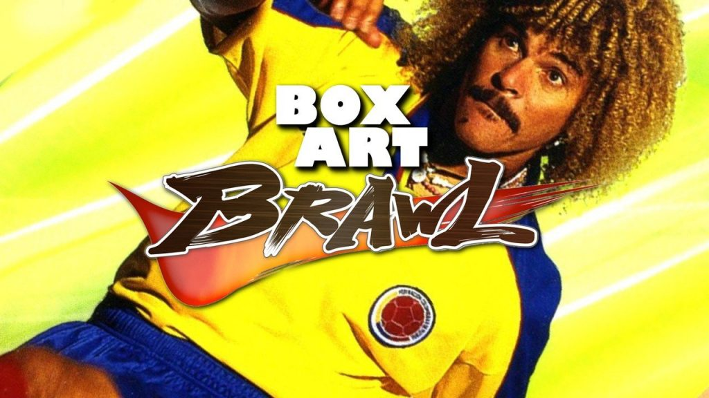 Poll: Box Art Brawl # 64 - International Superstar Soccer 98