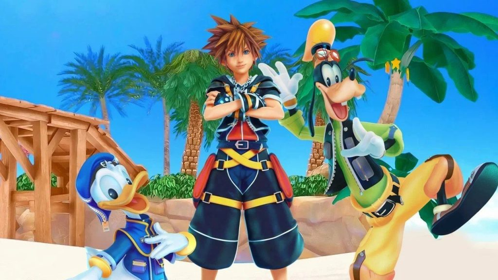 Kingdom Hearts Director Future Switch Project Teasing
