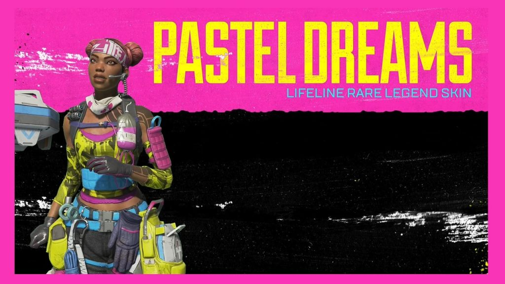 """The new Apex Legends """"Pastel Dreams"""" Lifeline Skin is available for download"""