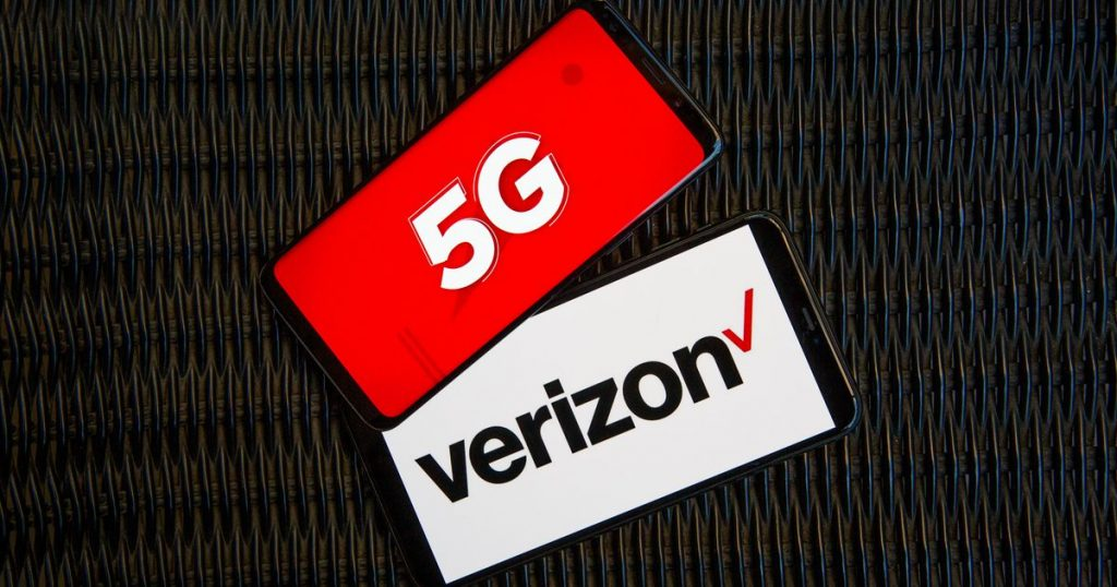Verizon, Ericsson and Qualcomm set new 5G peak download speeds at 5 Gbps