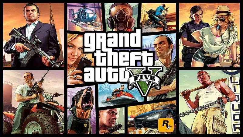 GTA 5 download guide for PC/Laptop (Image Credits: wallpapersafari.com)