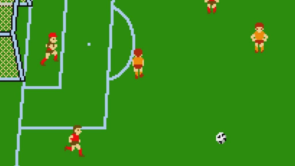 Aside from FIFA, soccer joins Hamster's arcade archives this week
