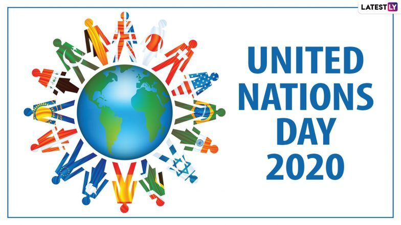 United Nations Day 2020 Images and HD Wallpapers Download Free Online: WhatsApp messages and greetings are being sent to mark the 75th anniversary of the UN General Assembly.
