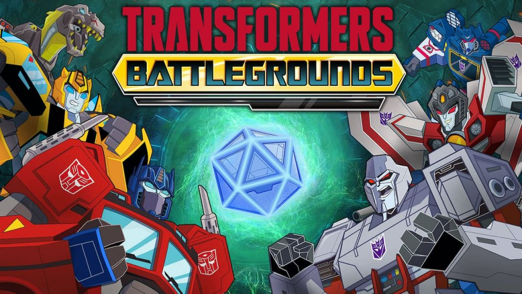 Transformers: Battlefields now available on the Nintendo Switch