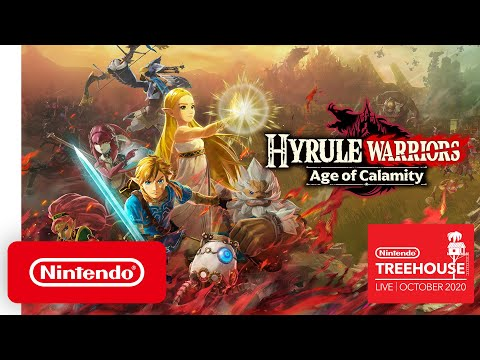 Hirol Warriors: Age of Disaster - Nintendo Treehouse: Live |  October 2020