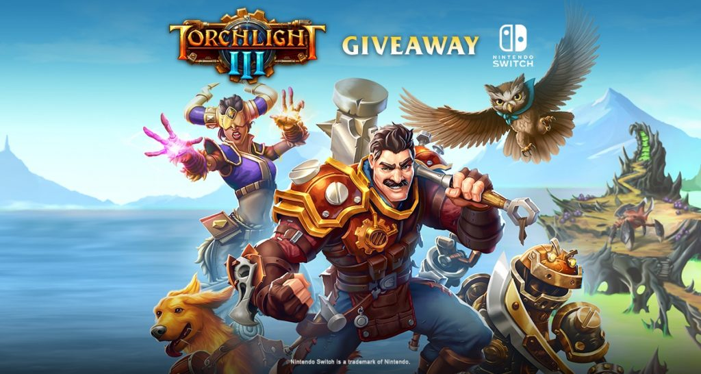 Competition: Win the Torchlight III for the Nintendo Switch