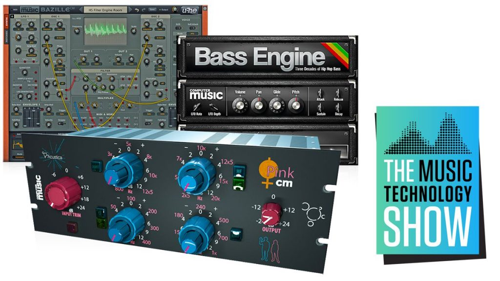 Download 8,600 free samples and over 90 free plug-ins at our massive music technology show!