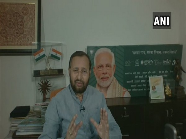 Download the SAMEER app to find out about polluted areas Javadekar appeals to the public-ANI