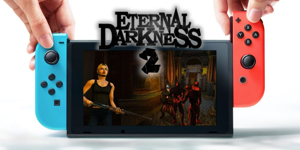 Eternal Darkness 2 has huge potential for the Nintendo Switch