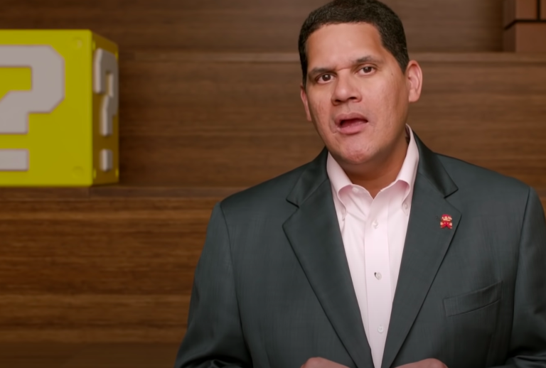 Former Nintendo boss Reggie Phils gets a new job, it's completely different