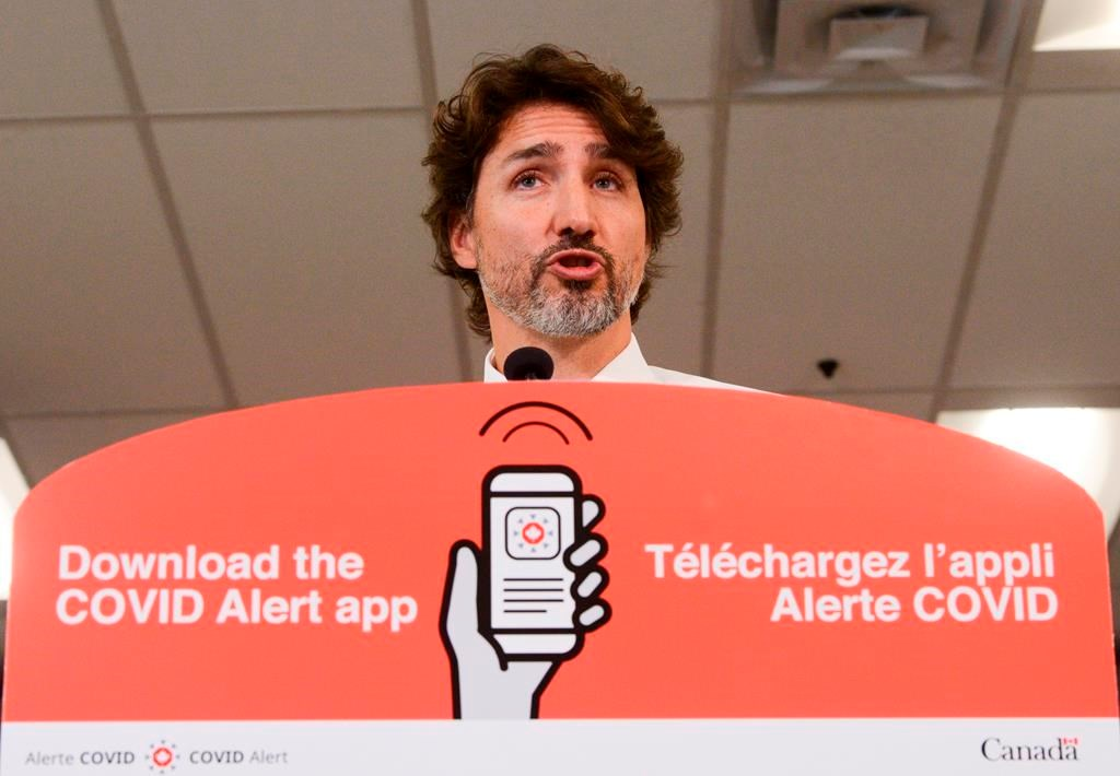 Health Canada continues to push more people to download the COVID-19 warning app