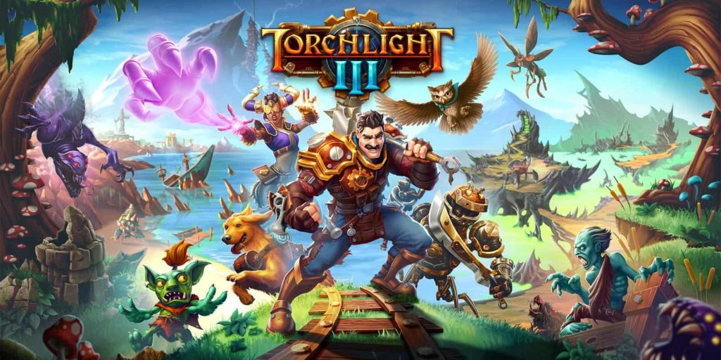 Introducing the Torchlight III update for the Nintendo Switch [video]