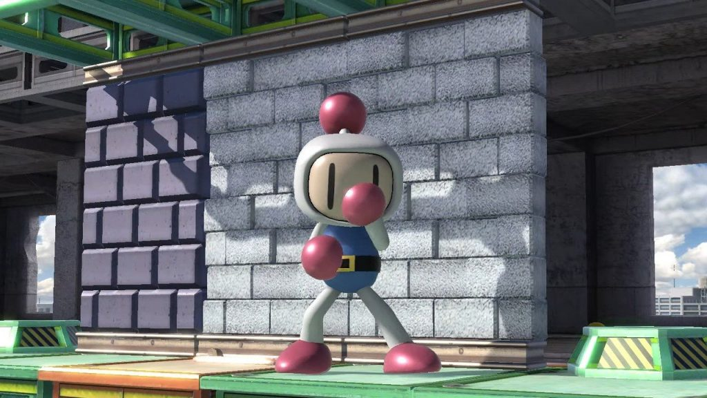 Join Super Smash Brothers Bomberman, Travis Touchdown, Creeper and more in Ultimate as My Fighter Costumes