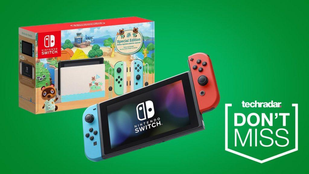 Nintendo Switch Stock Before Amazon Prime Day: Animal Crossing Edition Returns