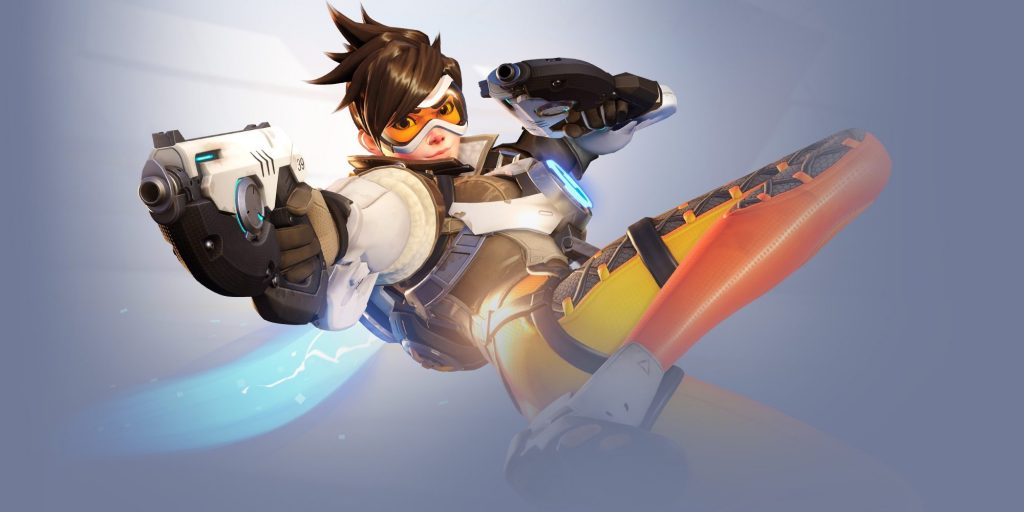 Overwatch is free on the switch with the Nintendo promotion