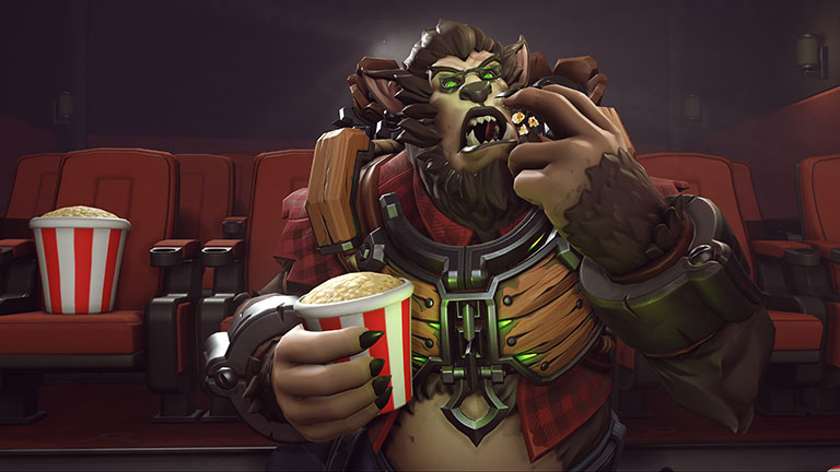 Overwatch is temporarily free to play on the Nintendo Switch and has a new Halloween event
