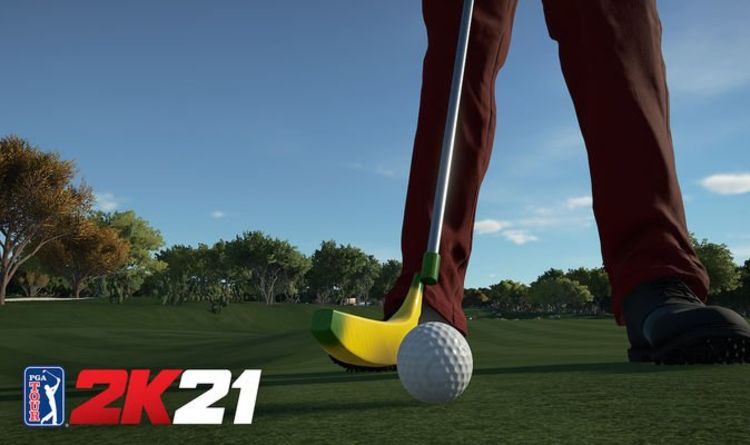 PGA Tour 2K21 Update - Amazing Halloween Connection for PS4, Xbox and Nintendo Switch   Gaming   Entertainment