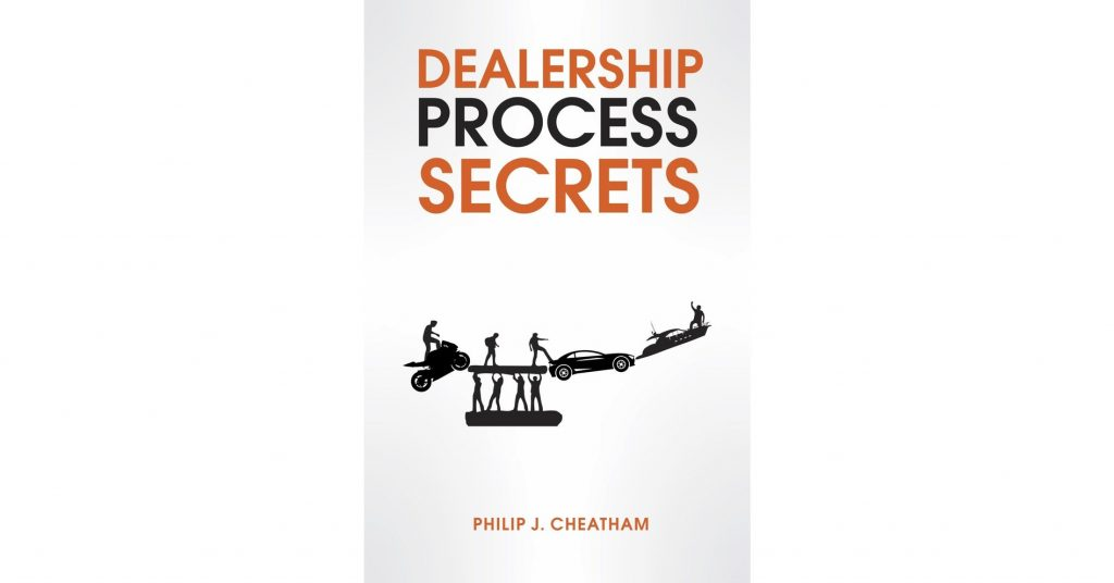 "Philip Cheetah's ""Dealership Process Secrets"" is an Amazon bestseller and Amazon hot new release"